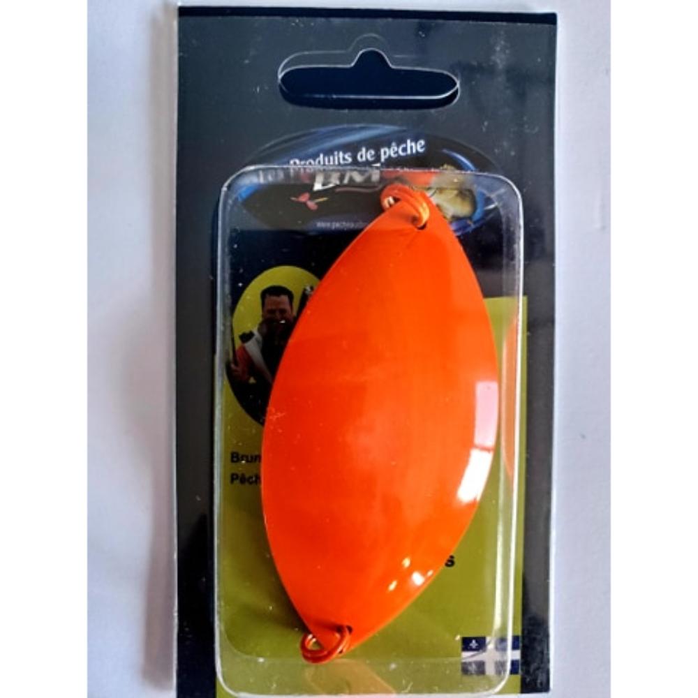 Cuillère Amazing Spoons orange fluo