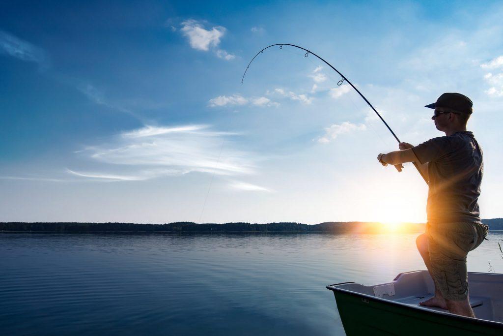 Pêche dériveur de surface
