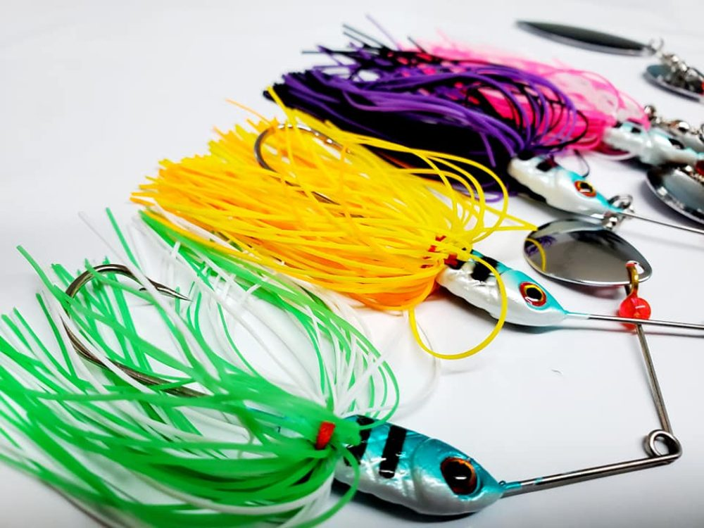 Spinnerbait turbo spinner