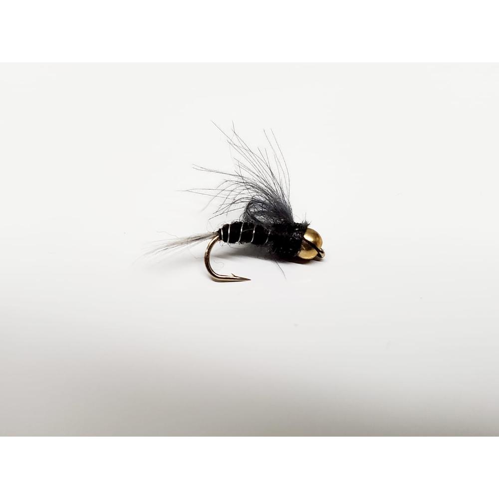 mouche bead head noir