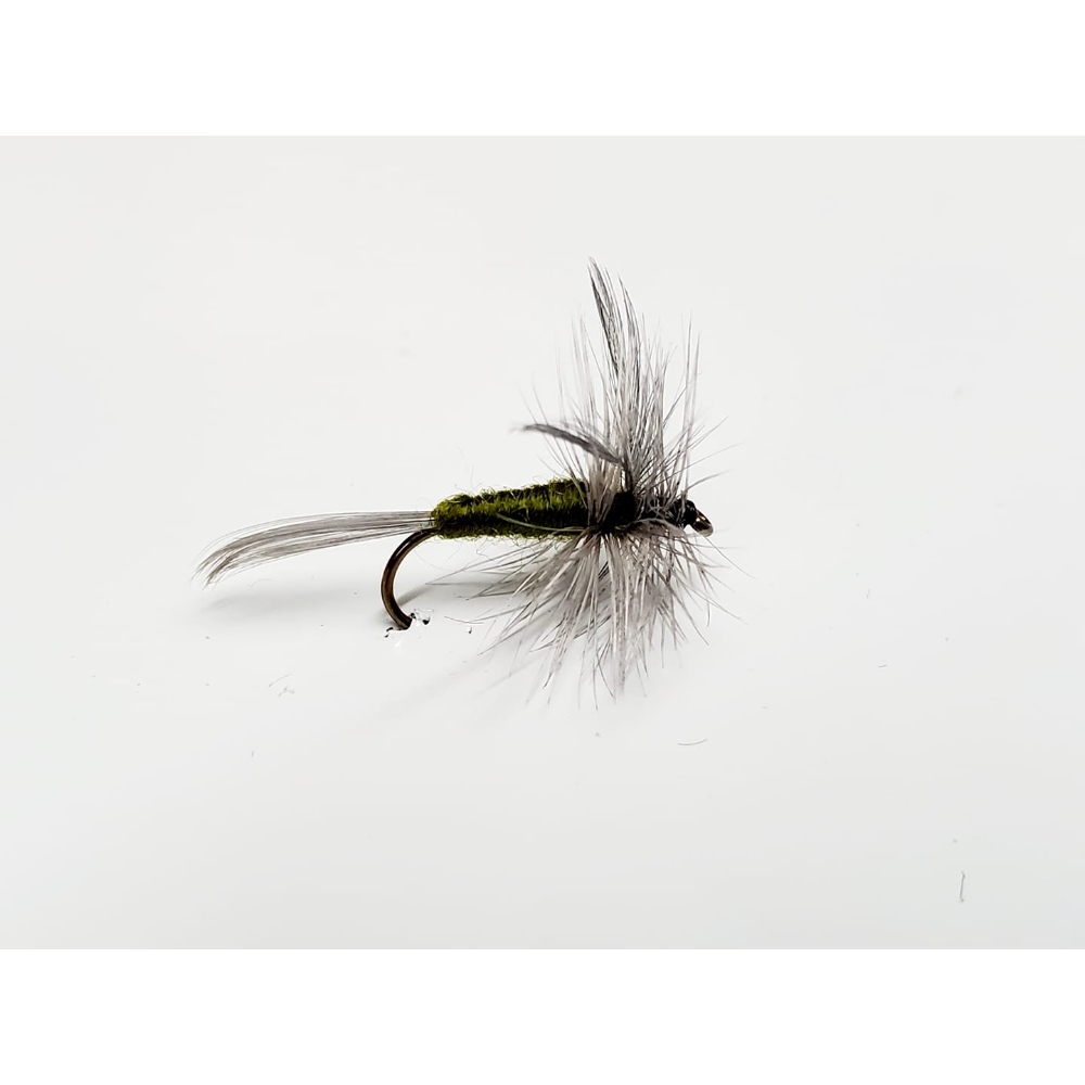 mouche blue wing olive