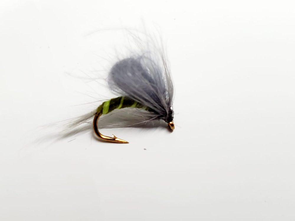 mouche cdc blue wing olive