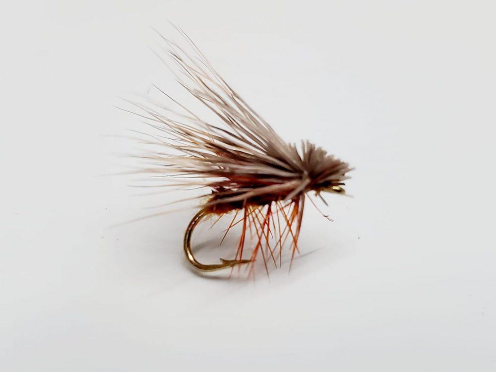 mouche elk hair cinnamon caddis